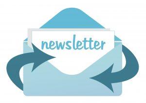 Anzeige im Newsletter